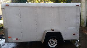 Haulmark Enclosed 5x10x5 Trailer CLEAN TITLE for Sale in Norfolk, VA