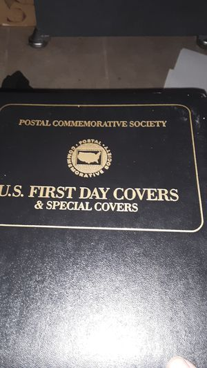 Postal commemorative US first day covers for Sale in Alexandria, LA