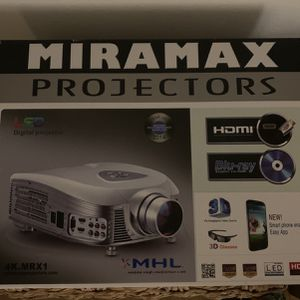 Brand New Home Projector for Sale in Los Angeles, CA