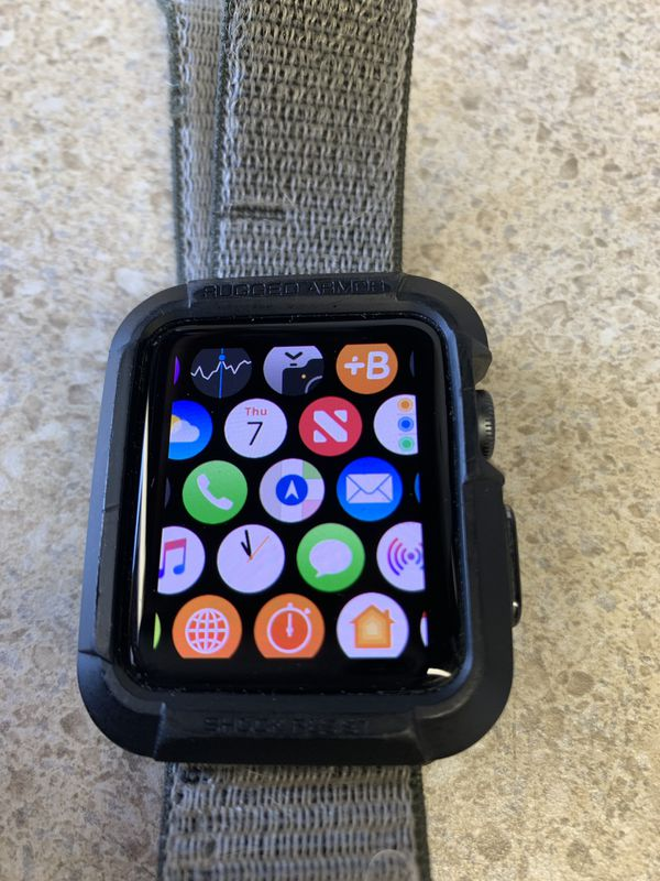 Apple Watch series 3 cellular and gps 42mm
