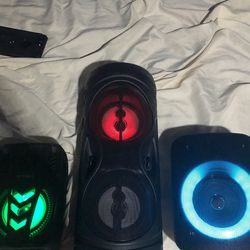 3 Party Speakers  for Sale in Chicago, IL