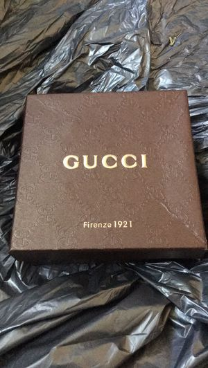 Gucci belt Firenze 1921 for Sale in Moreno Valley, CA