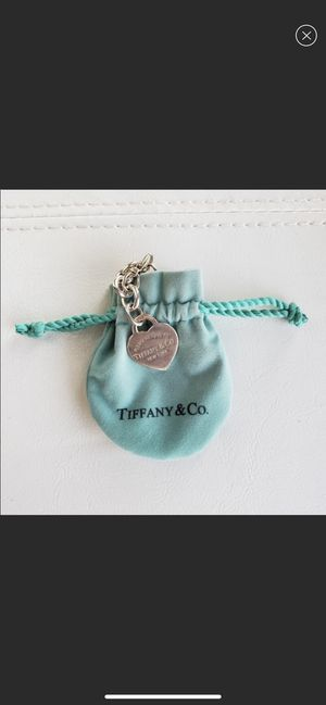 Authentic Tiffany heart tag bracelet for Sale in Sterling Heights, MI