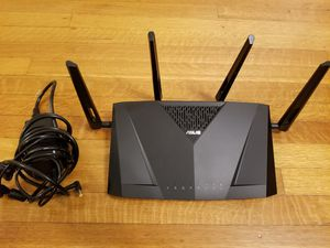Asus Wireless AC3100 Dual Band Gigabit Router for Sale in Los Angeles, CA