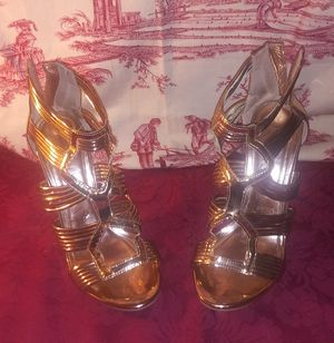 Gold Heels for Sale in Gulfport, FL