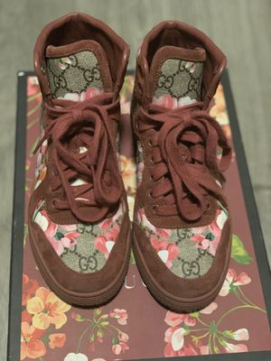 Limited Edition Gucci Hightops (For Girl) for Sale in Los Angeles, CA