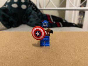 LEGO Captain America Pilot Almost new! for Sale in Chicago, IL