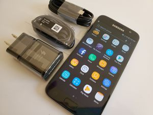 Samsung Galaxy S7, Unlocked, Budget phone, Open for any SIM Carrier Locally and Internationally for Sale in Springfield, VA