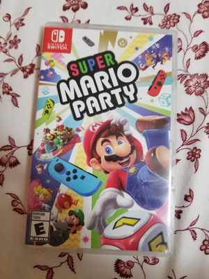 Super Mario Party - Nintendo Switch for Sale in Chicago, IL