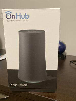 Google Asus OnHub Dual Band Wireless Router for Sale in Bellevue, WA