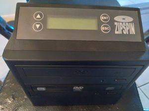 Zip spin cd/dvd copier for Sale in Pinellas Park, FL