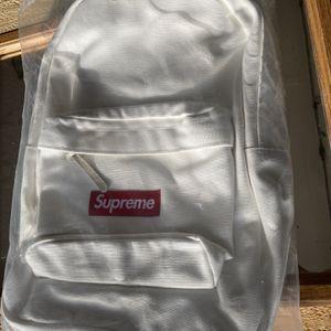 Supreme Canvas Backpack for Sale in Marietta, GA