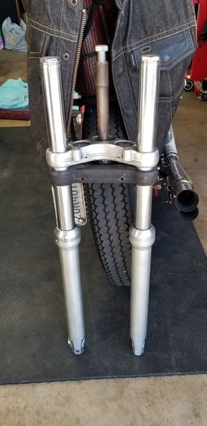 Harley/chopper front ends for Sale in Garden Grove, CA