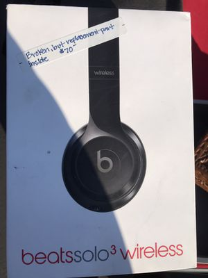 Wireless Beats Headphones for Sale in Ontario, CA