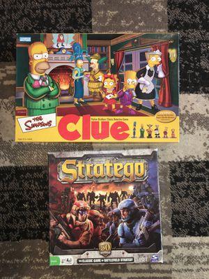 Board games for Sale in Martinez, CA