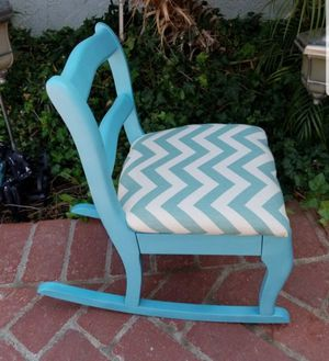Kids small rocking chair for Sale in Norco, CA