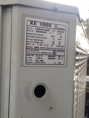 Ac 3.5 ton r22 for Sale in Mount Plymouth, FL