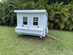 Over EZ Chicken Coop for Sale in Vero Beach, FL