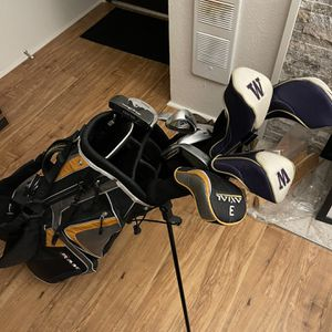 Men's Golf Clubs - Full Set for Sale in Seattle, WA