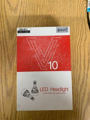 Zdatt LED headlights for Sale in Feasterville-Trevose, PA