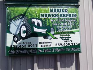 We fixed garden equipment!! for Sale in Reedley, CA