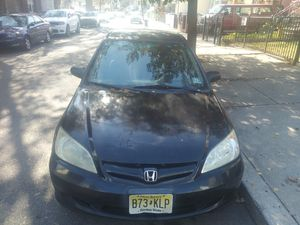 2005 Honda civic for Sale in Jersey City, NJ