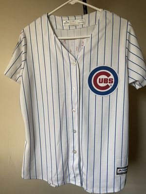 Cubs 2016 World Series Championship Jersey for Sale in Fort Belvoir, VA