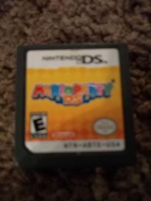 Mario party D's game for Sale in Vacaville, CA