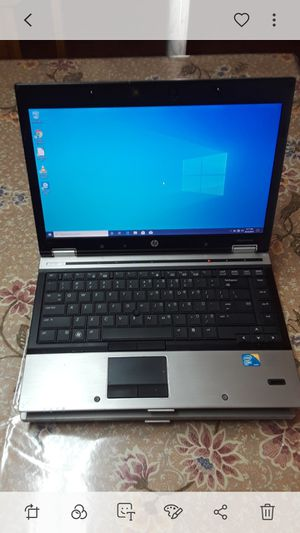hp elitebook business grade laptop fast i5 excellent condition for Sale in Baltimore, MD