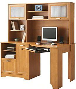 Corner Desk and Hutch for Sale in Irving, TX