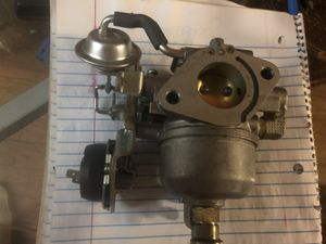 V twin onan carb (generator) for Sale in Hammonton, NJ