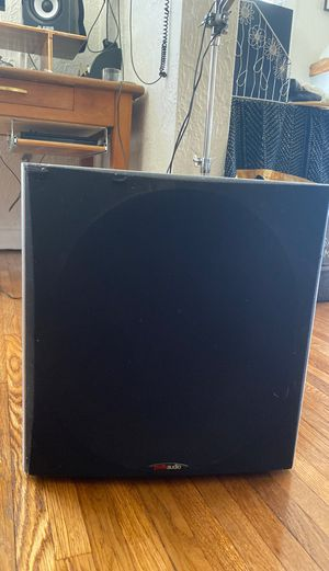 Polk Audio PSW 505 Subwoofer for parts for Sale in Los Angeles, CA