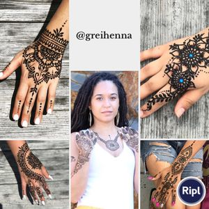 Henna by Greihenna very good prices🤗 for Sale in Miami, FL