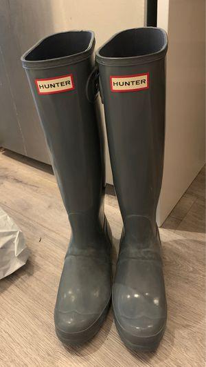 Hunter's Rainboots Size 8 for Sale in Washington, DC