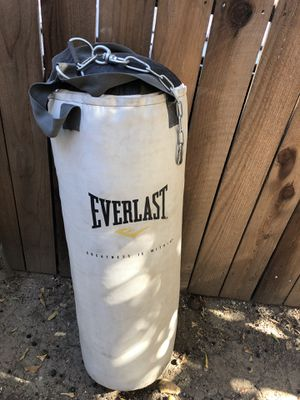 Punching Bag for sale for Sale in Los Angeles, CA