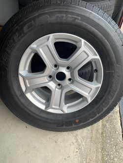 Tires and Factory Jeep Wheels for Sale in Mooresville,  NC