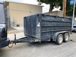 Dump trailer for Sale in Los Angeles, CA