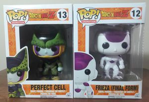 Dragonball Z Funko POP Lot Figures for Sale in Marietta, GA
