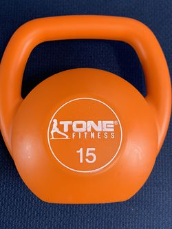 Kettlebell - 15 Pounds for Sale in Hilton,  NY