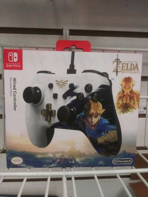 Nintendo switch wired Zelda controller for Sale in West Farmington, OH