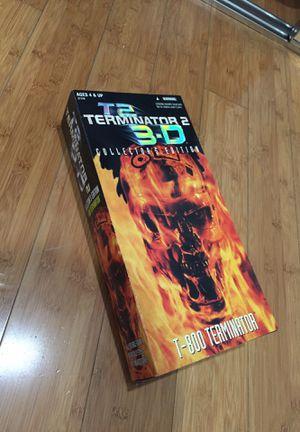Terminator 2 3-D collectors edition for Sale in Mission Viejo, CA
