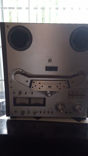 12 in Akai reel-to-reel for Sale in Kissimmee, FL