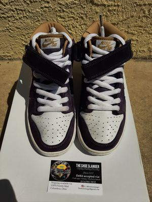 Nike Dunk SB Mid Abyss for Sale in Columbus, OH