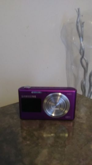 digital camera Samsung brand new for Sale in Waterbury, CT