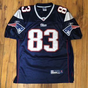 Wes Welker Patriots Home Jersey for Sale in Brooklyn, NY