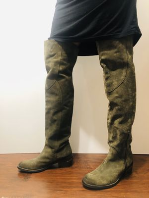 Over the knee boots for Sale in Los Angeles, CA