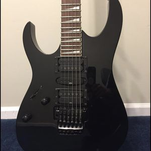 Ibanez Left-Handed RG370DX Electric Guitar for Sale in Columbia, SC