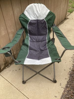 Outdoor Heavy Duty Folding Chair for Sale in Normal, IL