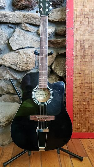 R.W. Jameson Electric,acoustic guitar for Sale in Conyers, GA