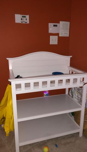 Baby Changing Table for Sale in Princeton, NJ